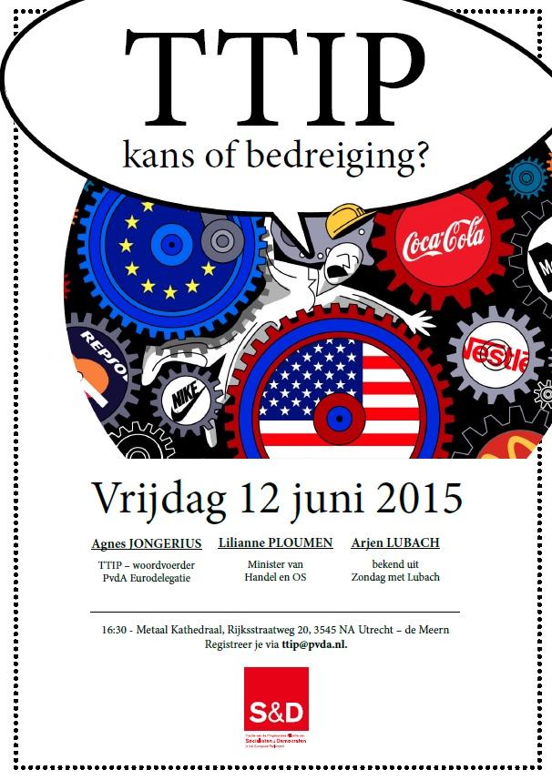 TTIP Kans of Bedreiging